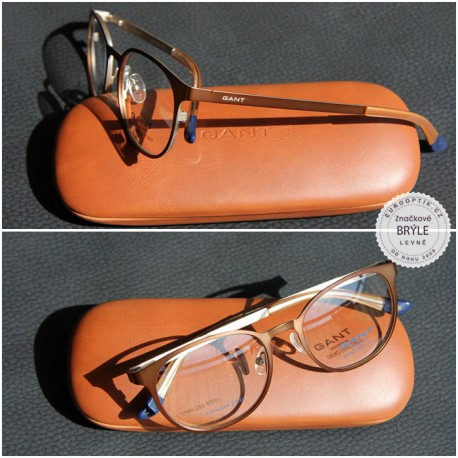 Dámské dioptrické brýle Gant GW4032 SBRN
